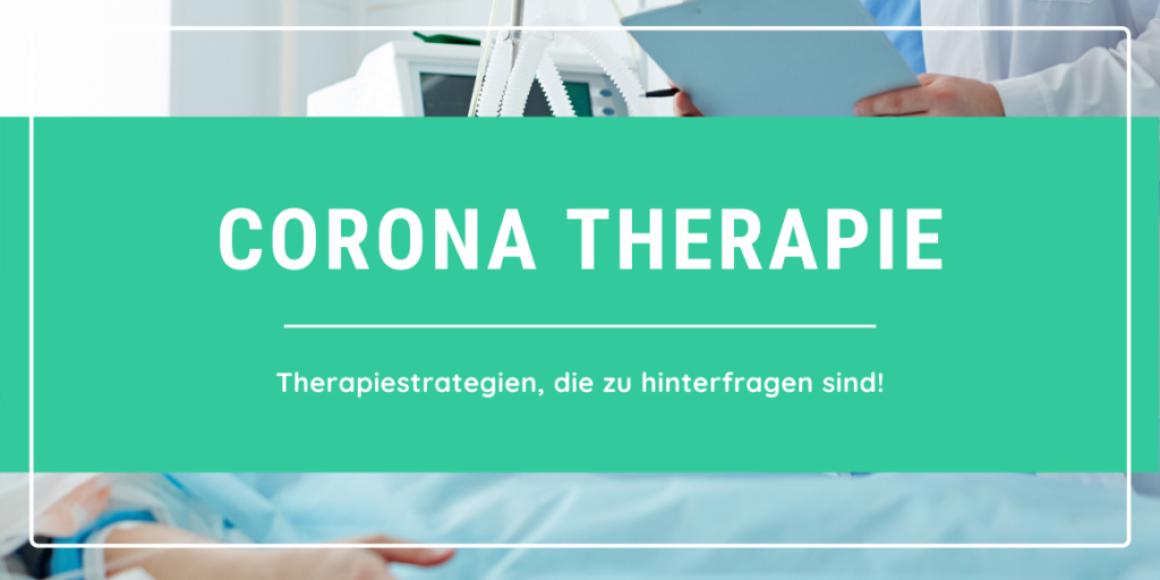 Corona Therapie