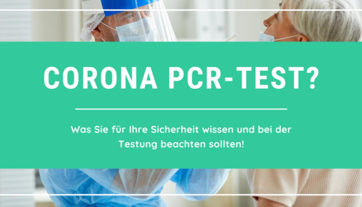 Blog - PCR Test?
