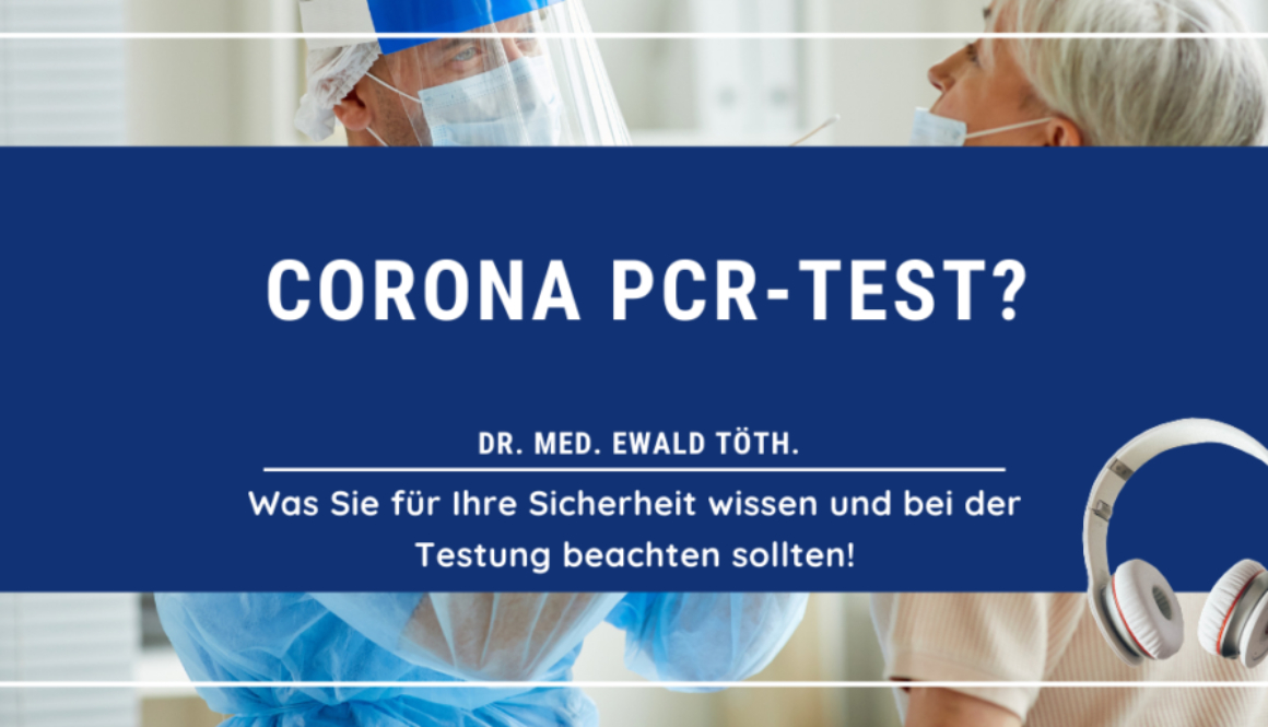 Podcast PCR-Test